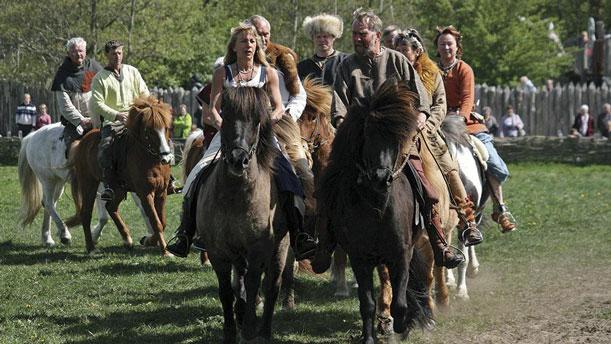 Un verano con los vikingos en el pueblo de Ribe