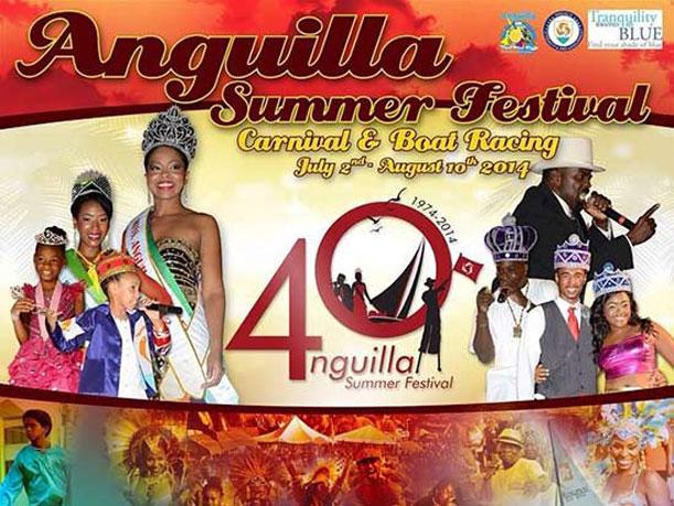 La isla caribeña festeja su carnaval a principios de agosto