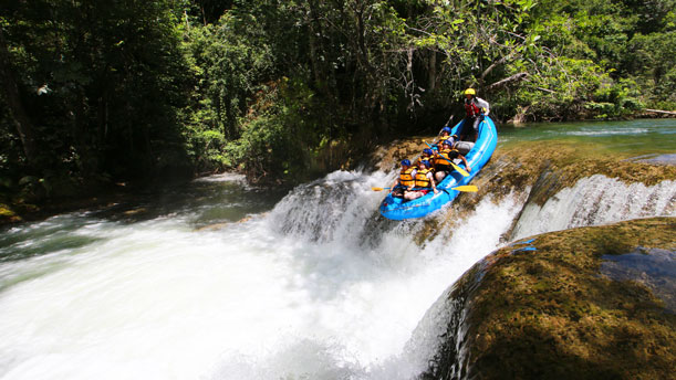 12 lugares para cargaradrenalina en Chiapas