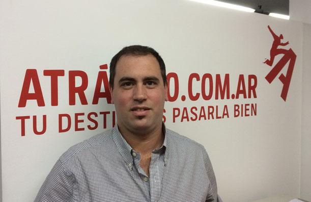 Martín Romano, Country Manager de Atrápalo en Argentina