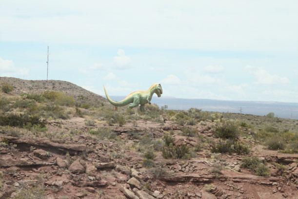 Jurassic Park en Neuquén