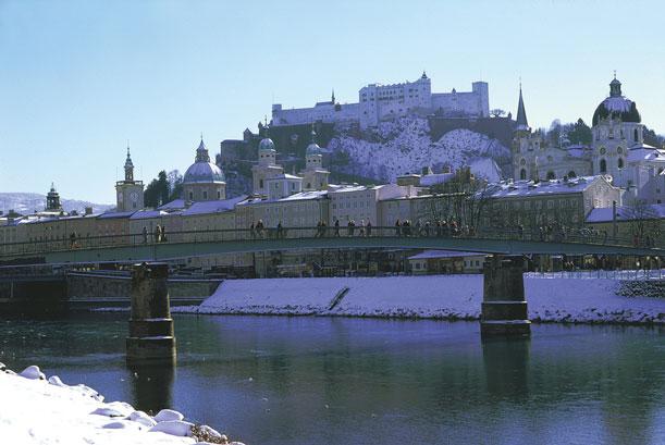Un invierno con mucho para hacer y para ver en Salzburgo