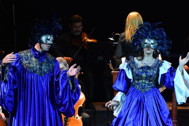 Ciclo de Conciertos de La Bella Músicaa lo largo de 2016