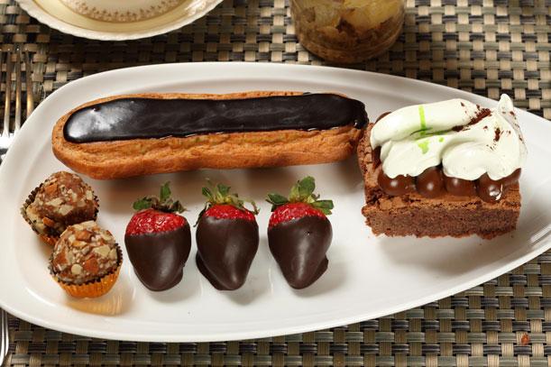 El hotel relanza su Festival de Chocolate, en versión otoñal