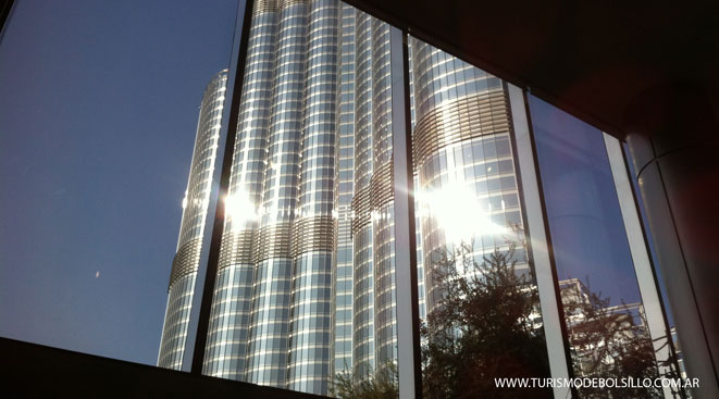 Burj Khalifa, el edificio más alto del mundo /Por Graciela Cutuli
