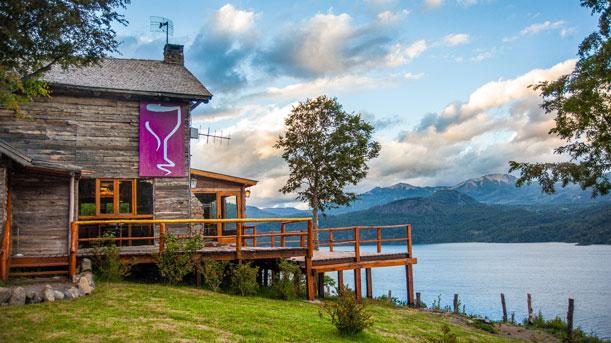 Un resort de montaña a 15 kms de Cerro Chapelco