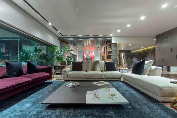 En el Presidente Intercontinental: la suite más lujosa de América Latina