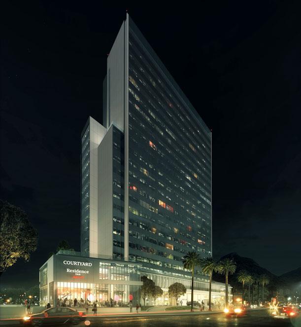 Un nuevo hotel by Marriott y Residence Inn Río de Janeiro Barra da Tijuca