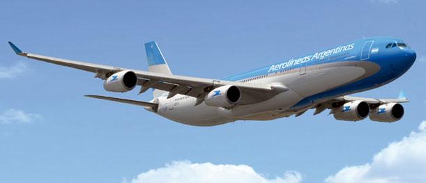 Una nueva ruta aérea entre Buenos Aires, Córdoba y Río Cuarto