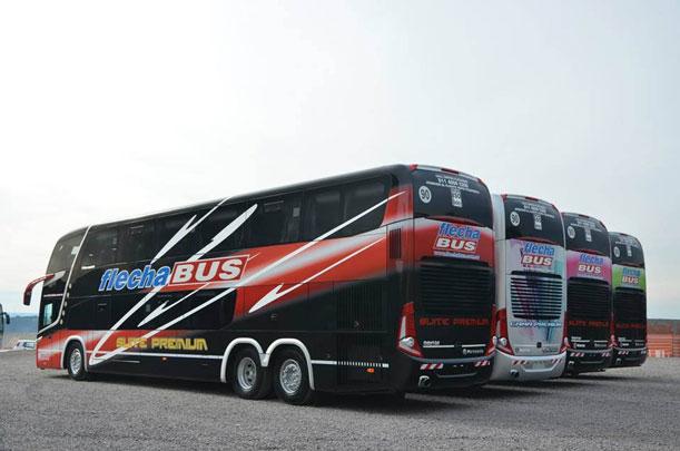 Promosde Flecha Bus para la pre temporada de verano 2017