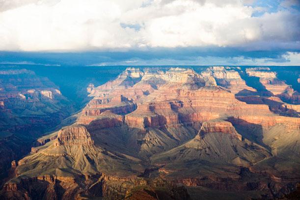 Un millón de visitantes en Grand Canyon West en 2016