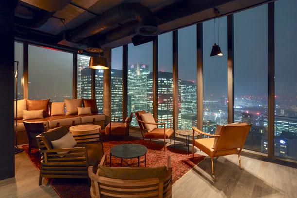 AccorHotels abre un rascacielos hotelero en Canary Wharf
