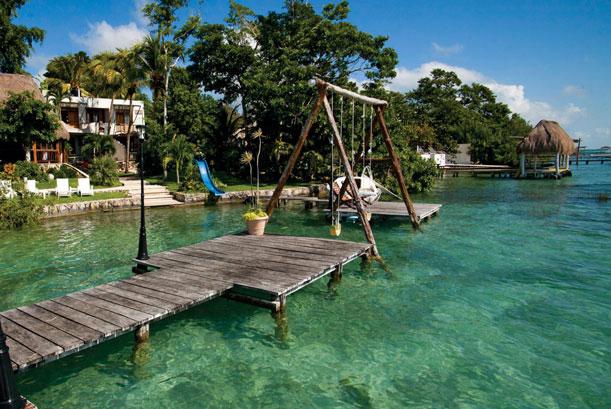 Bacalar, un pueblo fundado por los mayas