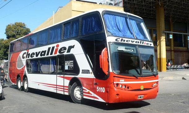 Cómo conocer la República Argentina viajando en buses