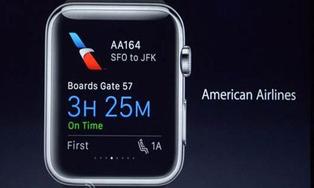 American-Apple Watch