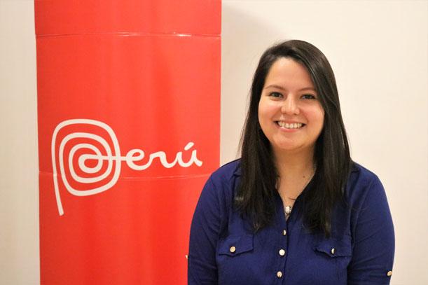 Araceli Carpio,Especialista de Promperú en el mercado argentino