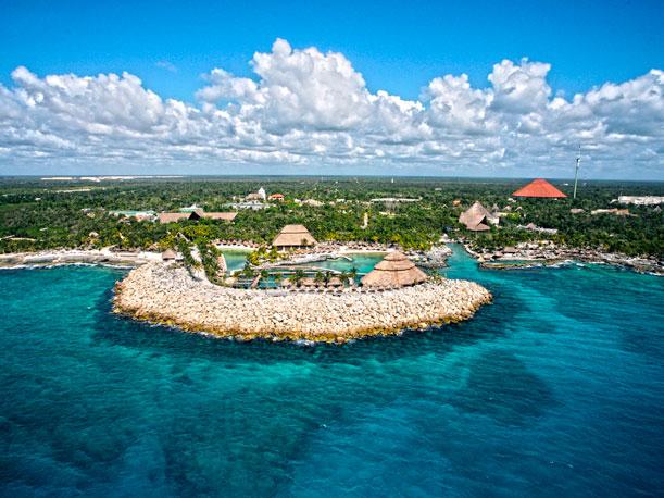 Xcaret una de las excursiones en Cancún más buscada