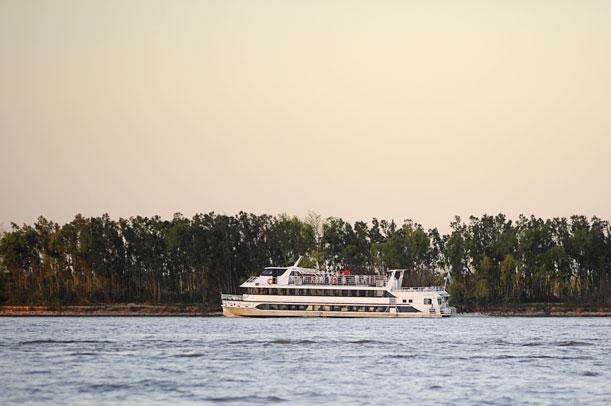 ¿Pronto cruceros fluviales entre Buenos Aires e Iguazú?