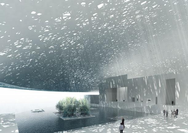 Se inaugurará un Louvre en el desierto