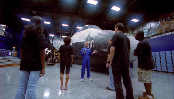 ATX: como un astronauta sobre Marte