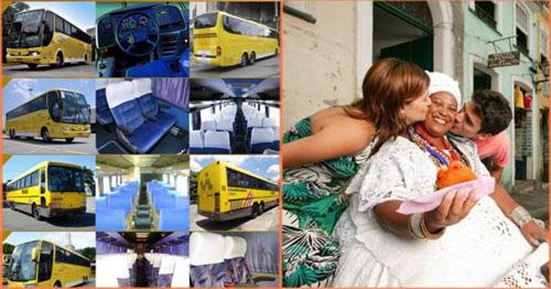 Plataforma 10 ofrece pasajes para todo Brasil