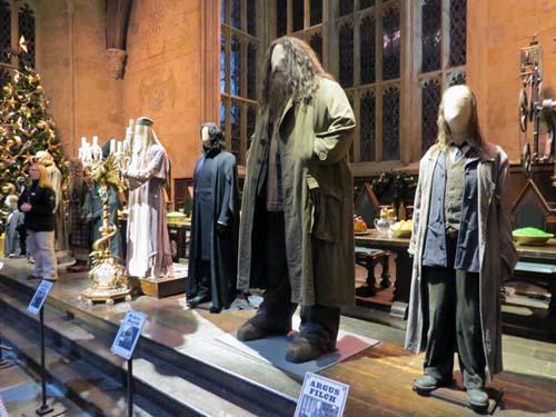 Harry Potter Studios / Por Pierre Dumas