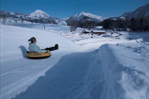 Un nuevo deporte para disfrutar de la nieve en Suiza