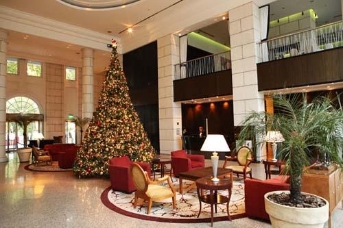 Diciembre y fiestas en Park Hyatt Mendoza