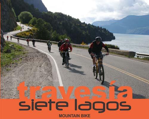 En bici, entre Villa La Angostura y San Martín de los Andes