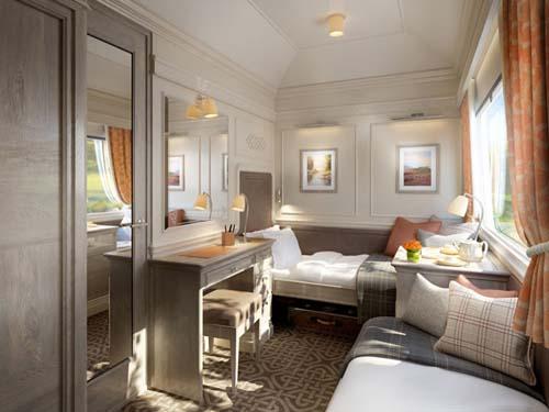 Belmond lanzará un tren turístico en Irlanda en 2016