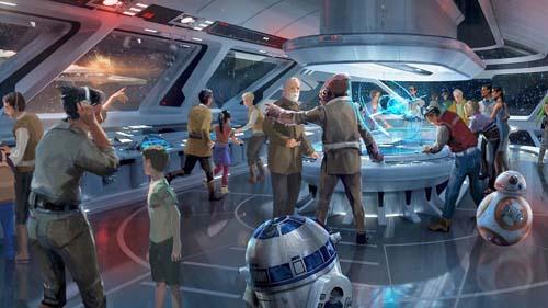 Brilla el futuro de Disney