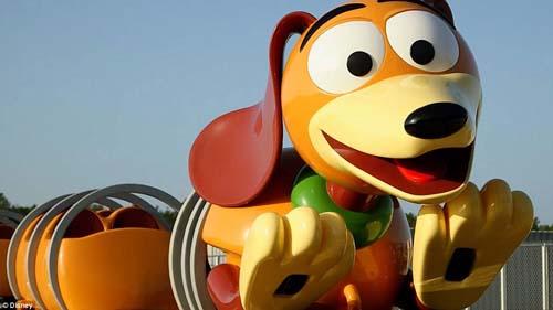 Así será el nuevo Toy Story Land que abrirá sus puertas el 30 de junio