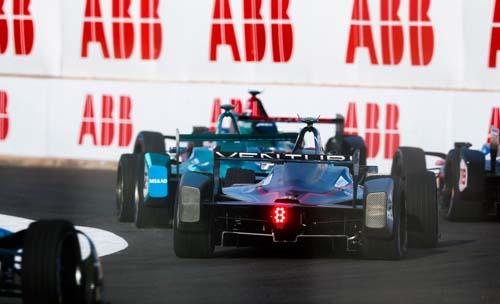 La Formula 1 eléctrica llega a Punta del Este
