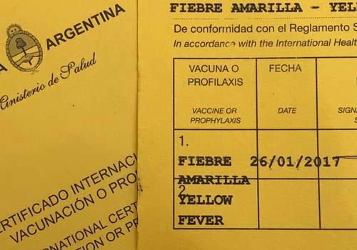 Fiebra amarilla: ¿cuándo y por qué vacunarse?