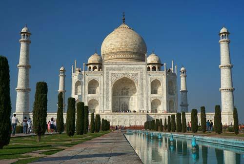 El Taj Mahal ahora tiene tiempo limitado