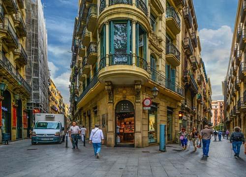 Barcelona, una arquitectura que enamora