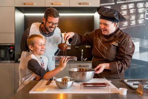 Ocho excusas para probar chocolate en Suiza