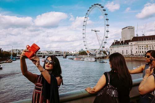 ¿Dónde cosecharás la mayor cantidad de likes en Londres?