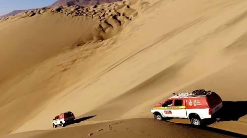 Dakar 2019: se correrá solamente en Perú