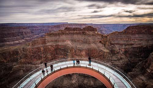 El mejor apostadero del Gran Canyon se renovó