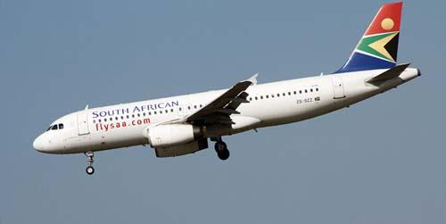 South African Airways quiere alquilar sus pilotos...