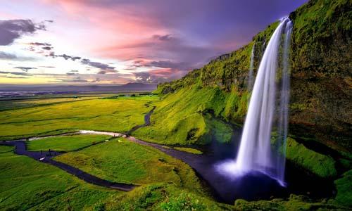 Para viajar tranquilo no hay como Islandia