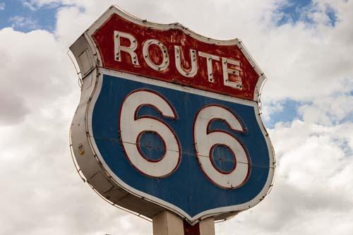 El progreso amenaza la histórica Ruta 66