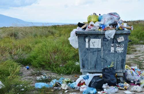 Se vienen las rutas de plástico reciclado