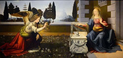Las tres obras maestras italianas de Leonardo ahora están juntas
