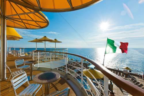 Un crucero a las playas de Brasil en marzo 2020