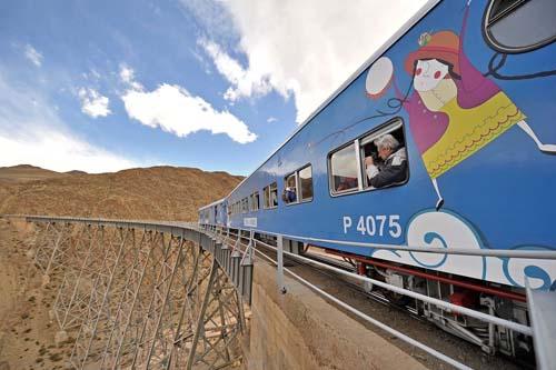 El Tren a las Nubes tiene mayor frecuencia en invierno