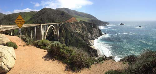Reabrió la Highway 1, la ruta más linda de California