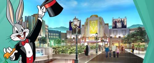 Superman, Bugs Bunny y Scooby-Doo llegan a Abu Dhabi