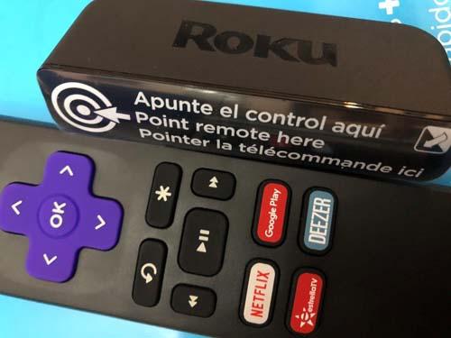 Roku, el streaming hecho fácil